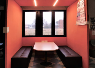 cabina riunioni