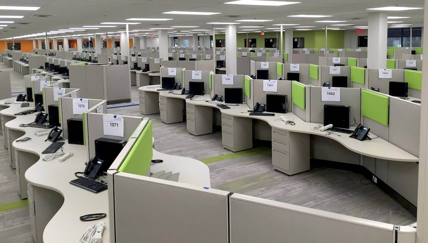 remanufactured-call-center-cubicles